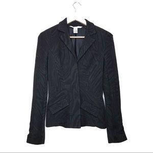 Diane Von Furstenberg DVF Blazer Wool Silk